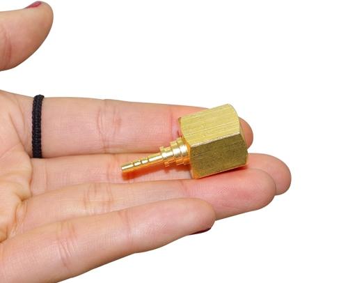 直接(直咀) 机组配件接头 高低压软管连接直接
