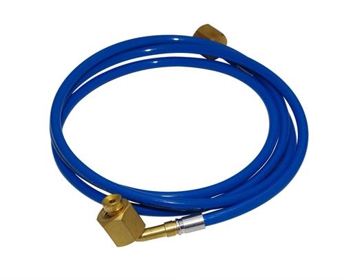 (蓝色)低压连接软管 机组压力表软管