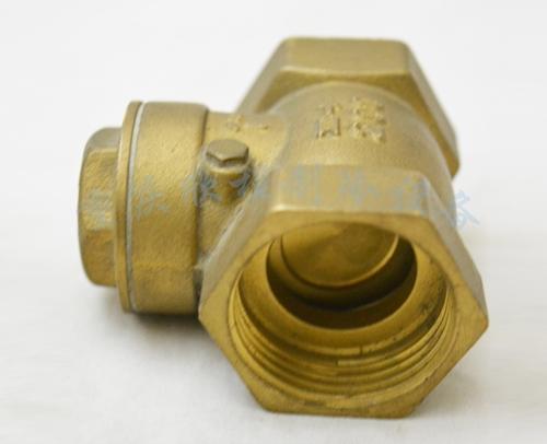 水系统中央空调DN32止回阀