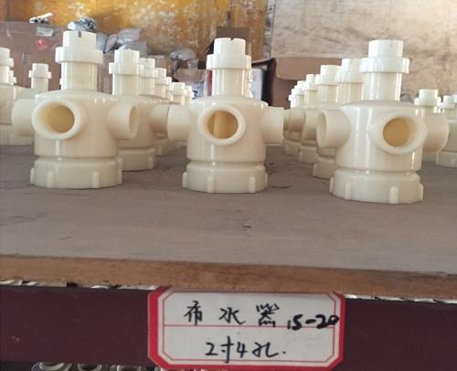 2寸4孔 冷却塔ABS布水器