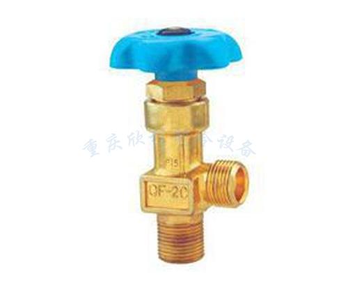 F-T3 φ6钠子(外丝3/8-18NPT) 检修阀/直角阀 (法斯克) 常用
